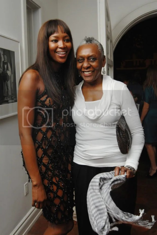 Naomi Campbell at Fontainebleau Hotel