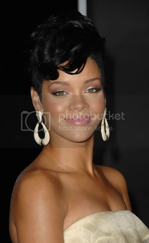 Rihanna at the American Music Awards