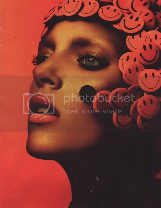 Anja Rubik: Numero #108 November 2009