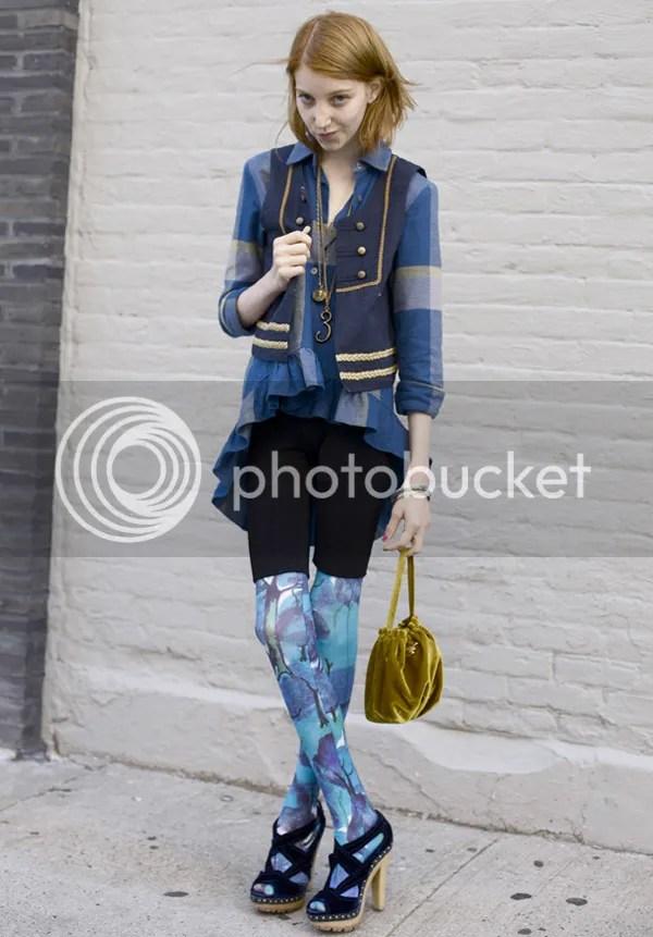 Military jacket trend, New York street style