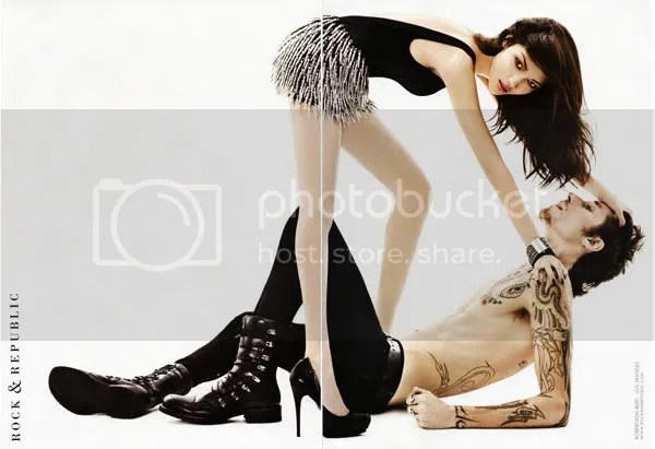 Rock and Republic Autumn(Fall)/Winter 2009 campaign