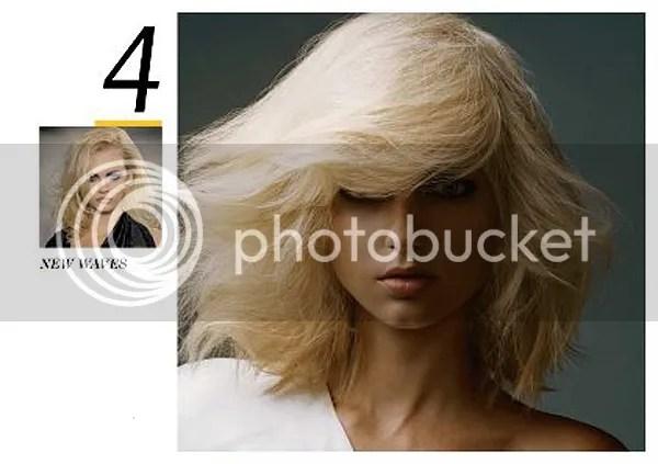 wave blonde