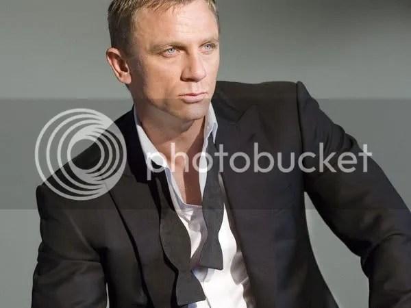 James Bond and fashion