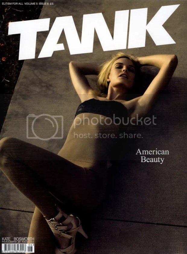 Kate Bosworth for Tank Vol. 5, Issue 6