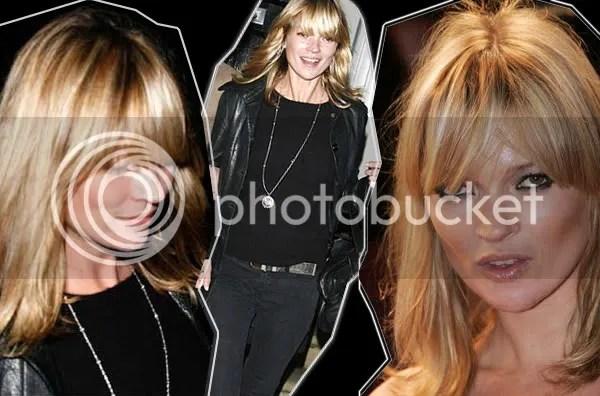 Kate Moss fringe trend