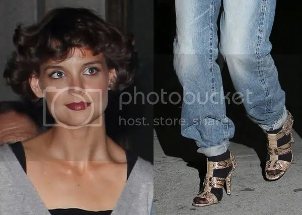 Katie Holmes fashion disaster