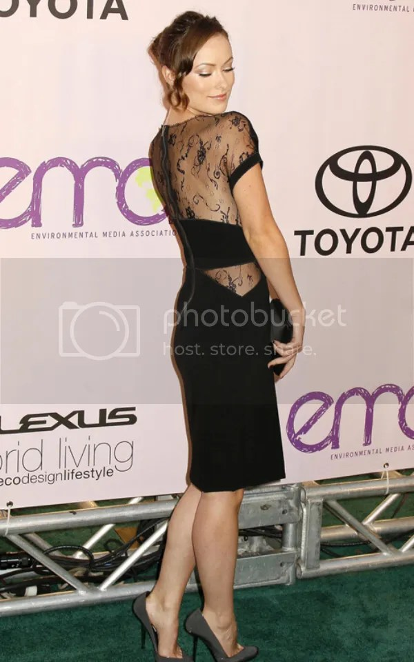 Olivia Wilde at 2009 Environmental Media Awards