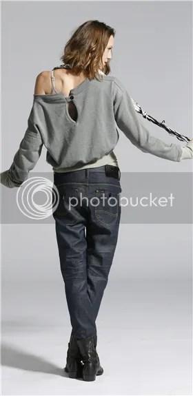 Lee Jeans Spring/Summer 2009 - Denim Lookbook