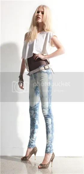 Lee Jeans Spring/Summer 2009 - Denim Lookbook