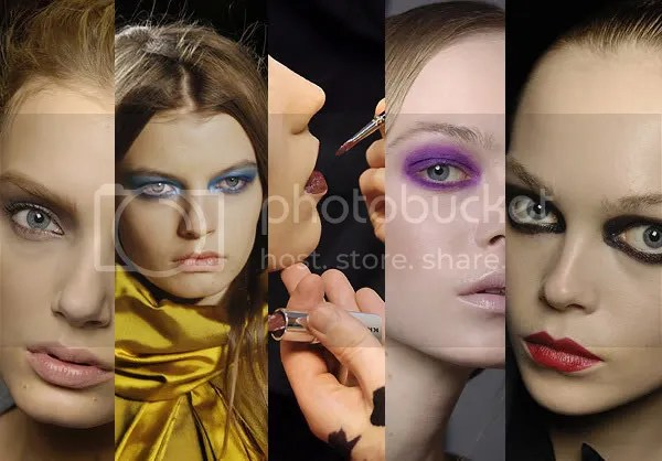 Makeup and cosmetics trends for 2008