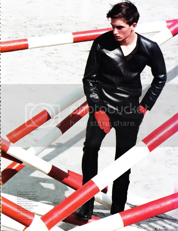 GQ Style Fall/Winter 2009/2010 - LASTRUP by Horst Diekgerdes