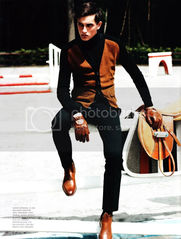 GQ Style Fall/Winter 2009/2010 - LASTRUP by Horst Diekgerdes