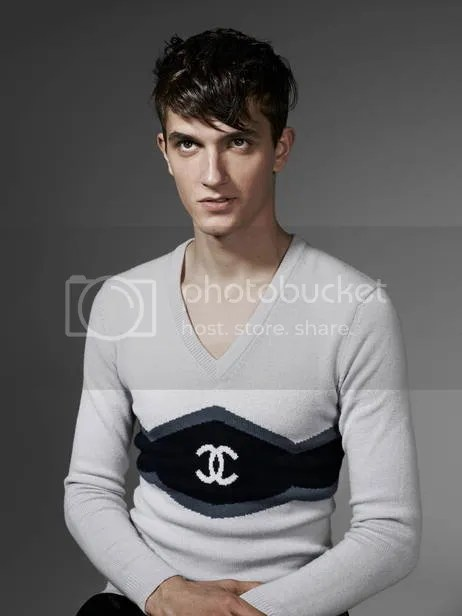 GQ Style 'Chanel' men's photo shoot