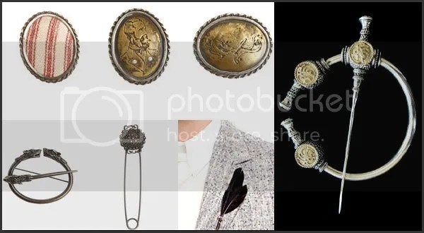 Brooches for men