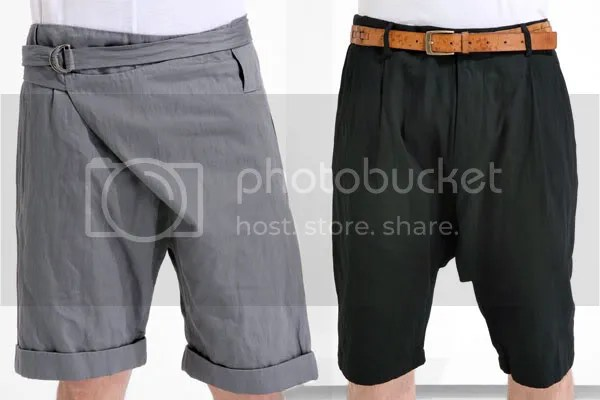Men's Shorts Spring/Summer 2009