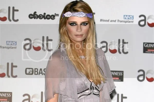 Mischa Barton bohemian fashion trend