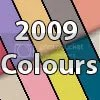 2009 color trends