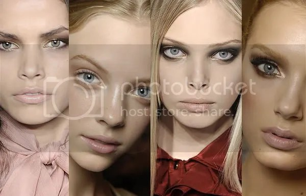 2008 beauty trend: nude lips