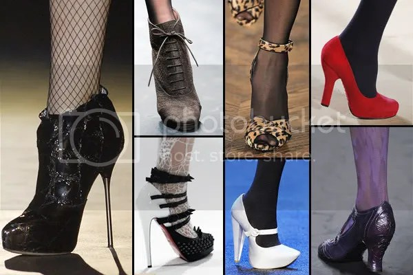 Shoe and boot trends 2008