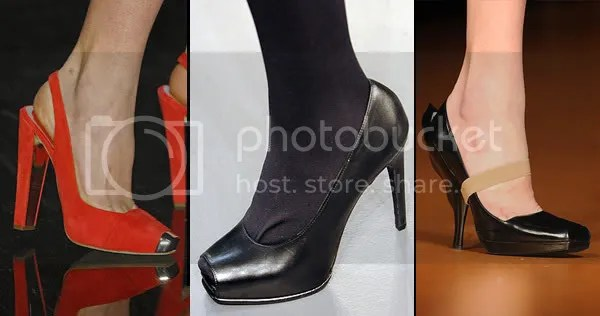 2008 square toe shoes trend