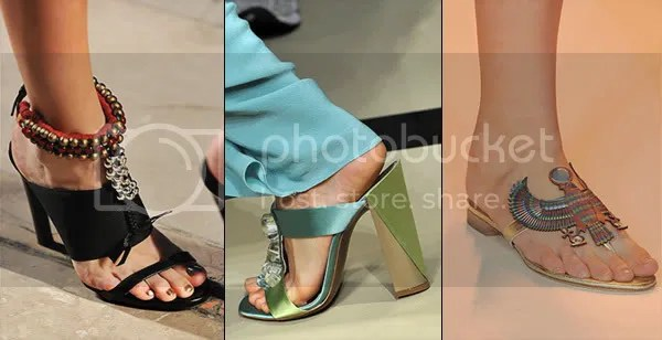 Exotic shoes and boots 2009