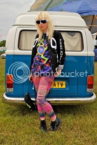 Glastonbury Music Festival 2009: Street Style