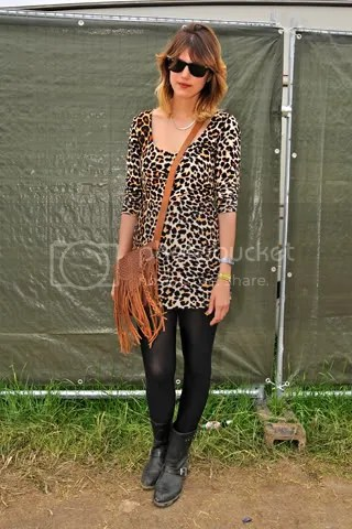 Glastonbury Music Festival 2009: Street Style