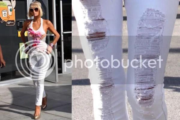 Paris Hilton Siwy Jeans