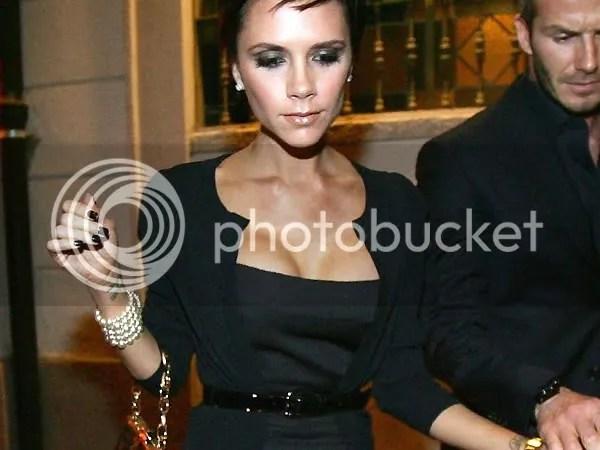 Victoria Beckham Belted Cardigan
