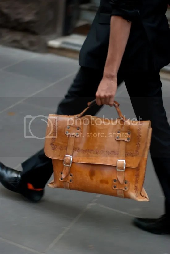 Melbourne Spring Fashion Week 2009: Street Style