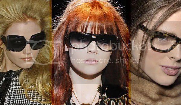 Sunglasses Trends 2008