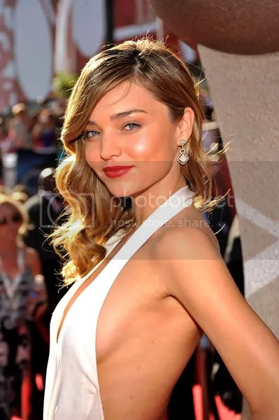 Miranda Kerr at the ESPY Awards