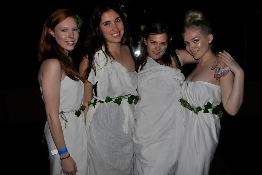 Girl Wallpaper Face Tattoo Gallery Toga Party Costumes