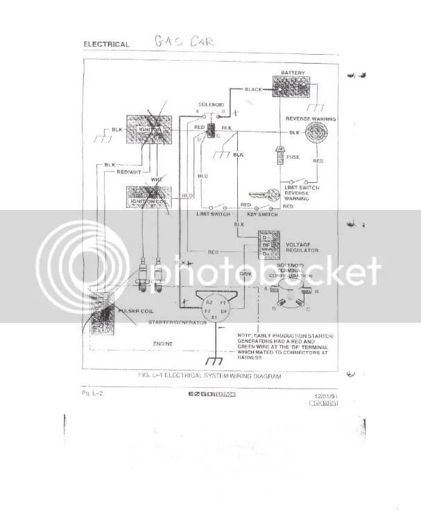 hitachi starter generator wiring diagram golf cart starter generator