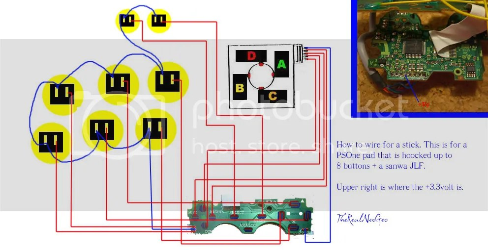 Wiring Diagram For Ps3 Controller Wiring Diagram