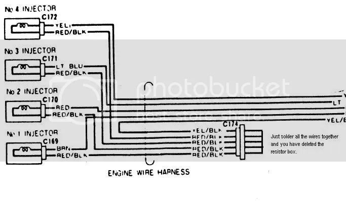 civic obd2 fuel injector wiring schematic