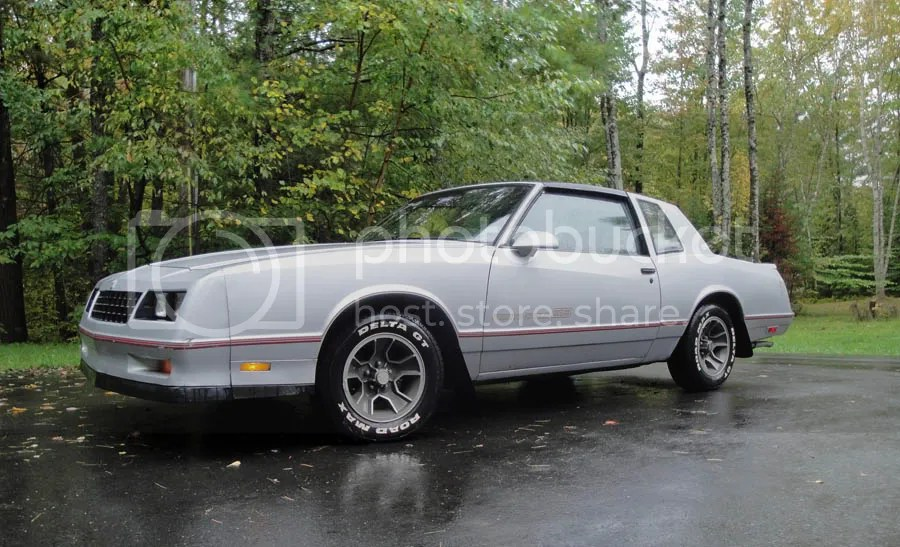86 Monte SS 53, Single turbo, Megasquirt II Lots of pics