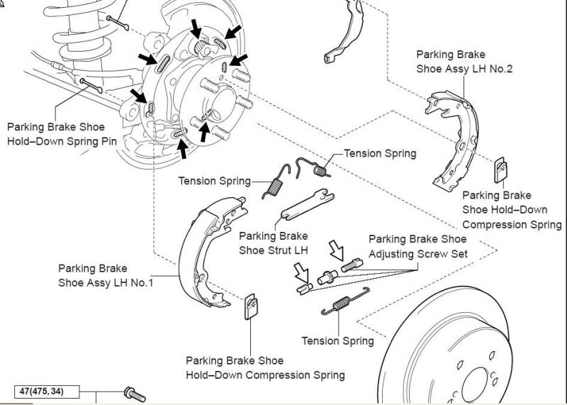 02 rav4 Schema moteur
