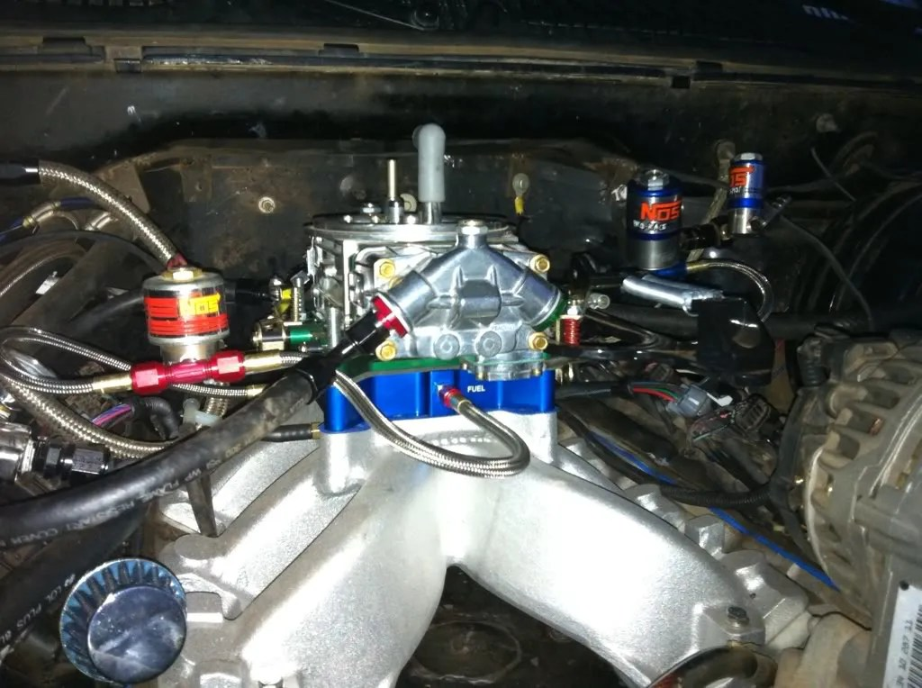 MSD 6LS, 6010 wiring - Yellow Bullet Forums