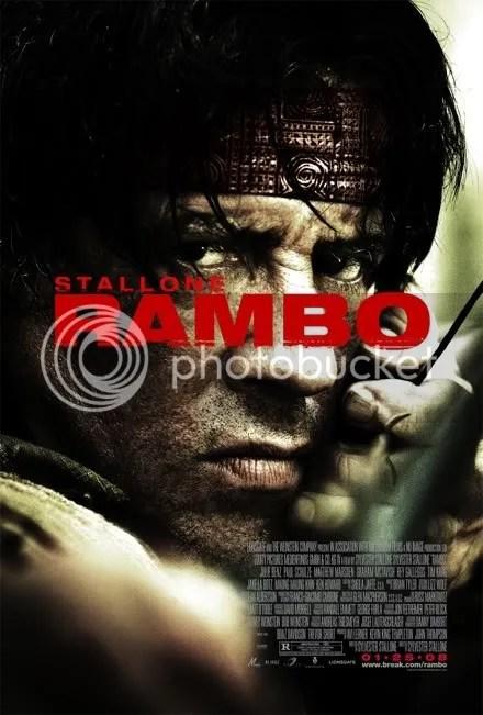 Rambo 4 Poster