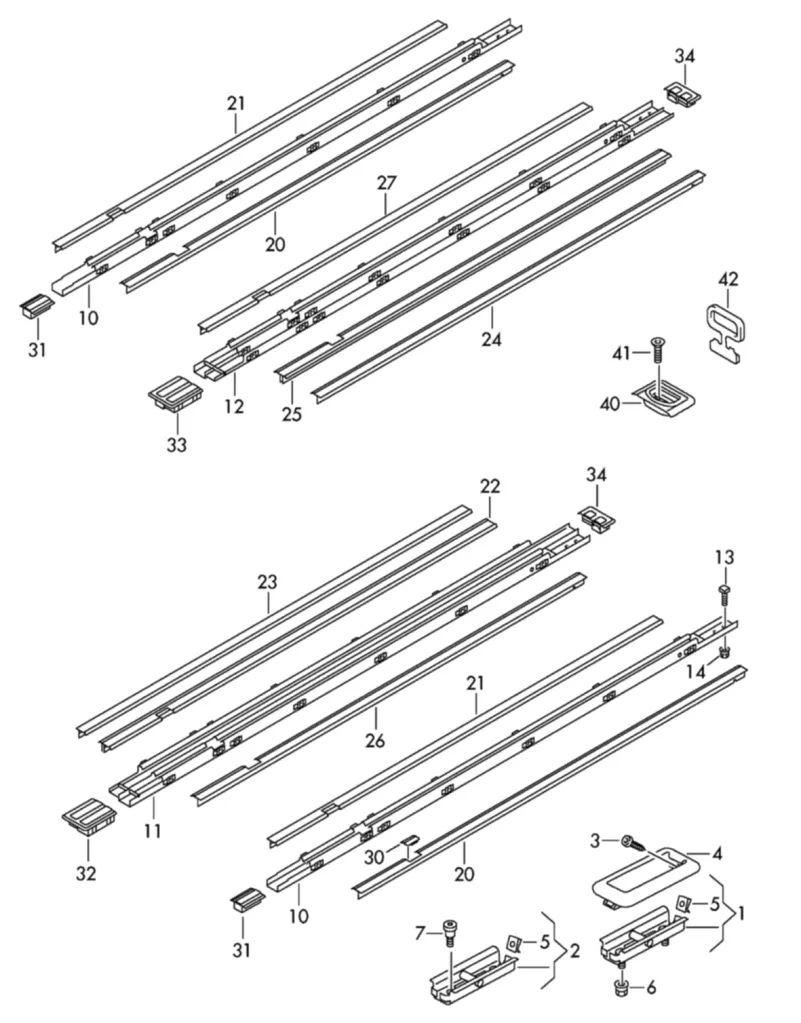 skoda octavia engine bay diagram