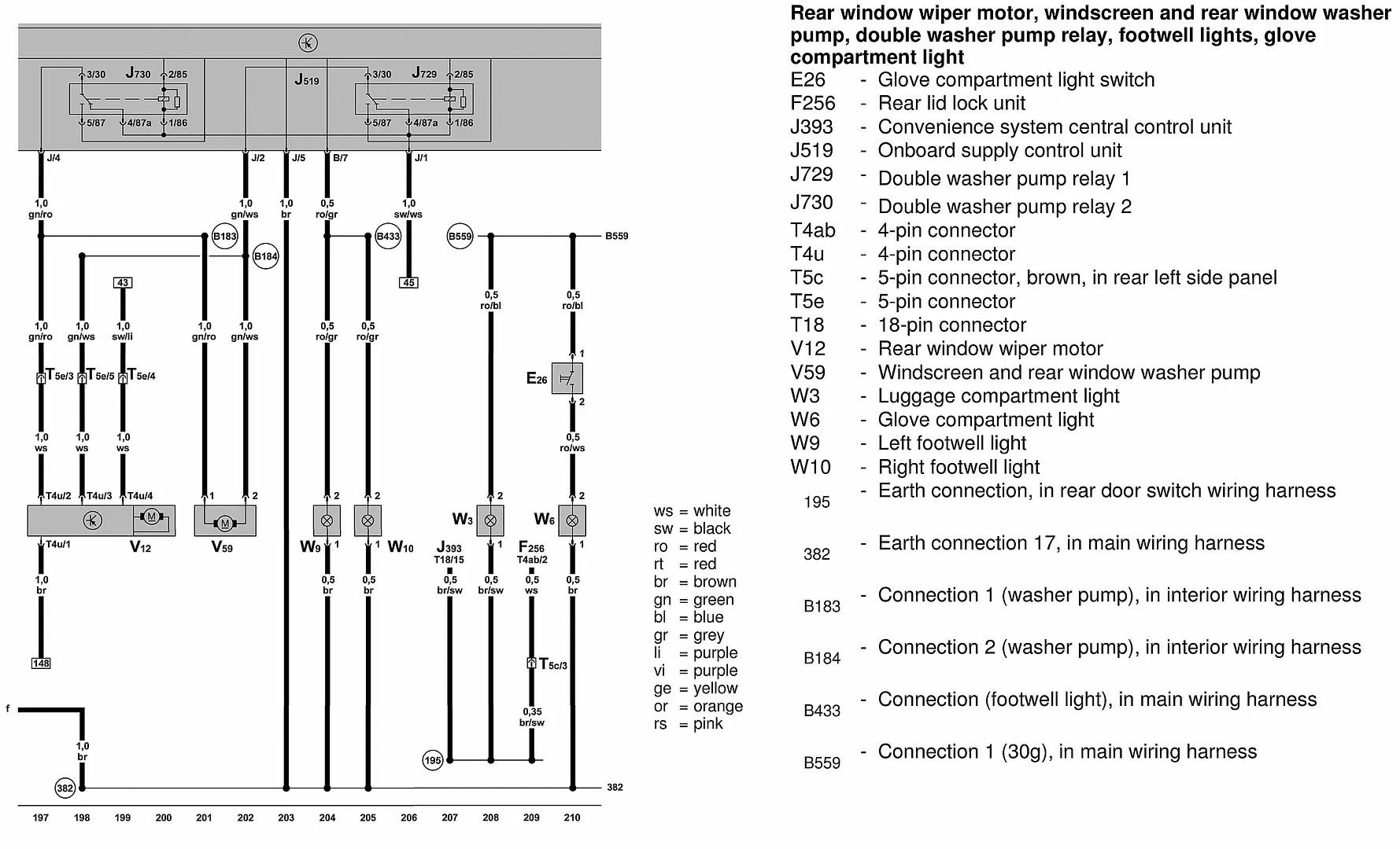 Skoda Start Wiring Diagram Wiring Diagram