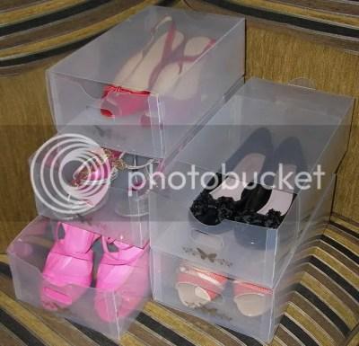 Keunggulan Kotak Sepatu Ini Adalah Membuat Sepatu Kita Selalu Tertata