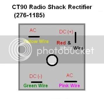 Upgrade Your Rectifier - Radio Shack, Digi-Key  others - Honda