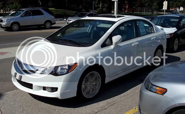 csx4 Acura Civic