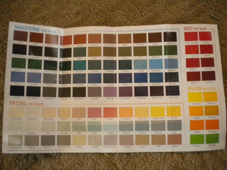 Rustoleum Deck Restore Color Chart 2015 Home Design Ideas