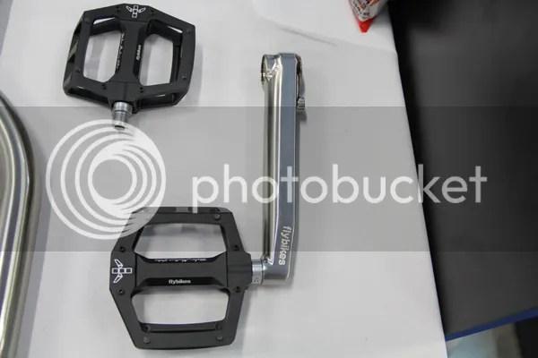 BMX pedals