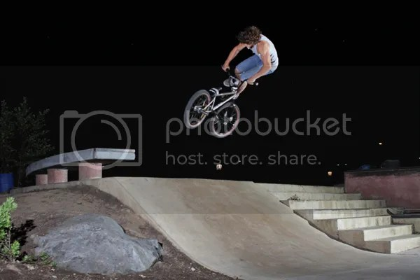 Stevie Churchill BMX