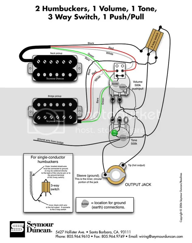 i0 wp com i227 photobucket com albums dd187 piglat 2 Humbucker Wiring Diagrams