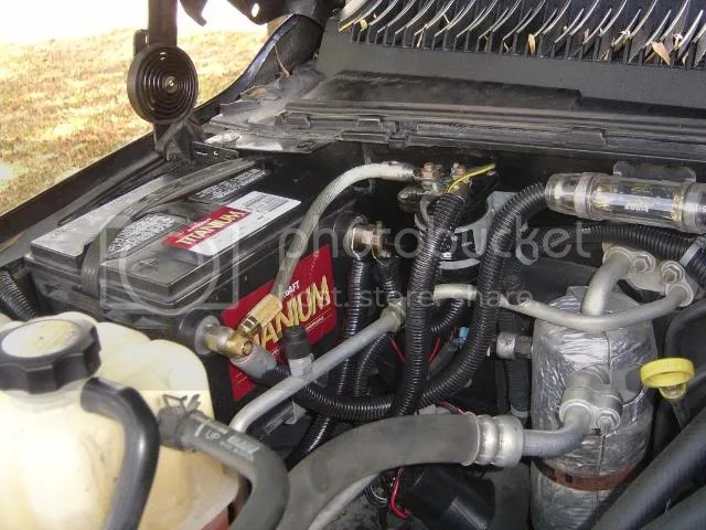 Dual battery Installation - Tahoe Forum - Chevy Tahoe Forum